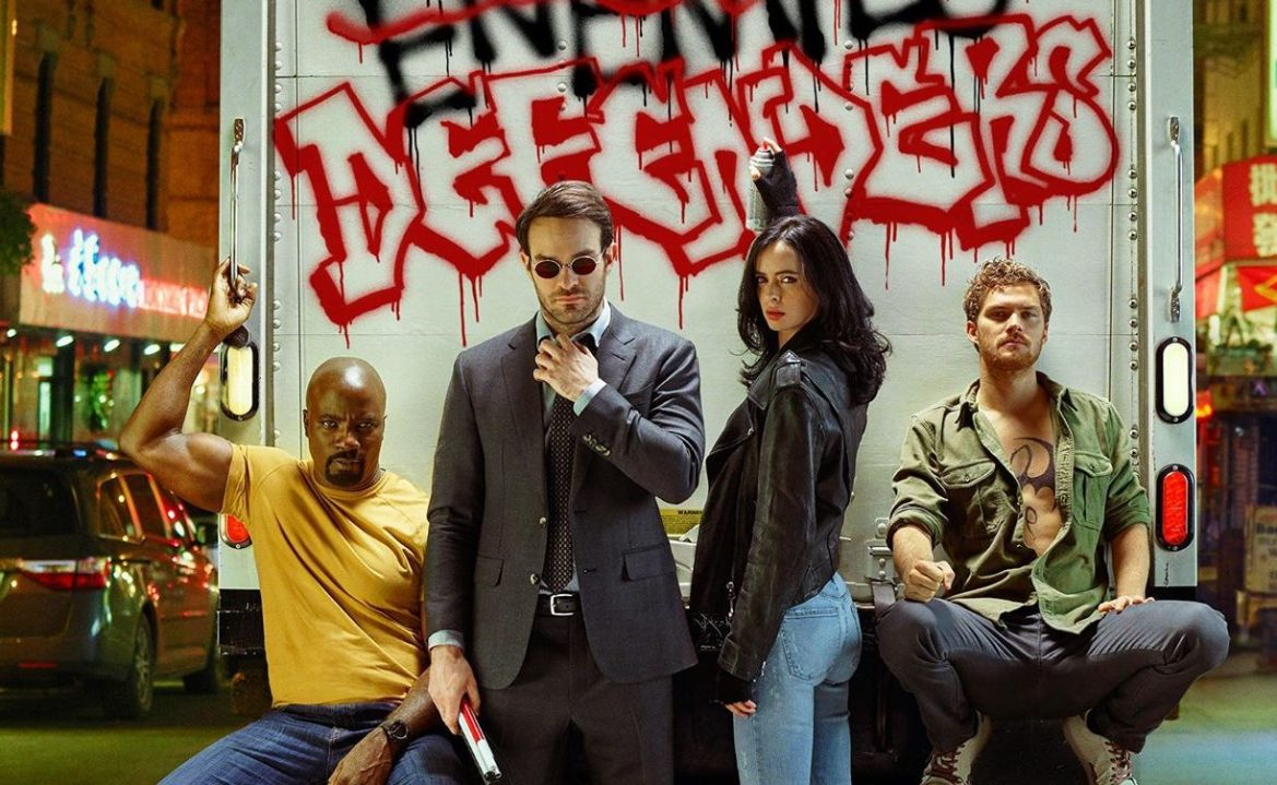 First Look – Marvel's The Defenders Trailer