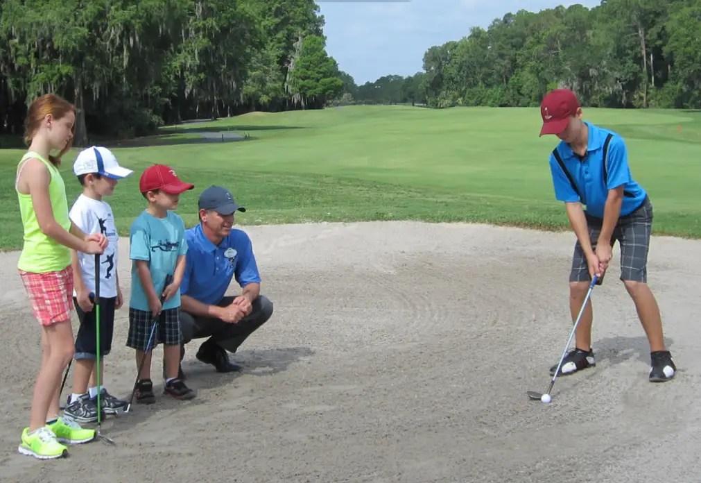 Disney's Summer Junior Golf Camps Returning in June