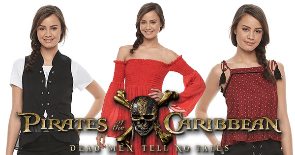 Pirates of the Caribbean Collection Sets Sail with Kohl's