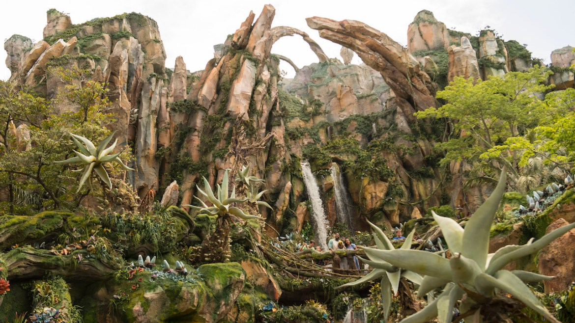 Today is Opening Day for Pandora – The World of Avatar at Disney's Animal Kingdom