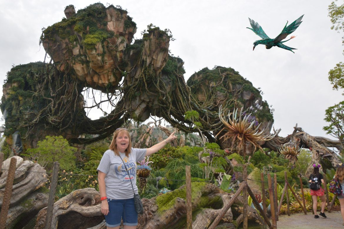 New Magic Shot for Pandora – The World of Avatar