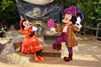 Pirates of the Caribbean Mickey & Minnie