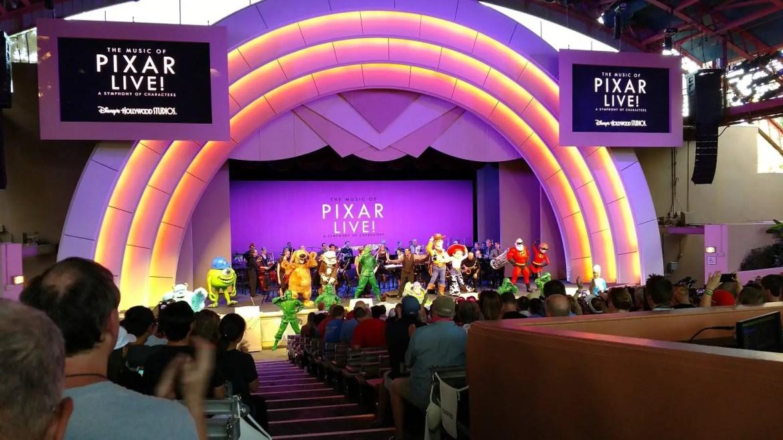 Disney Seeks Feedback on The Music of Pixar Live! Opening Weekend Performances
