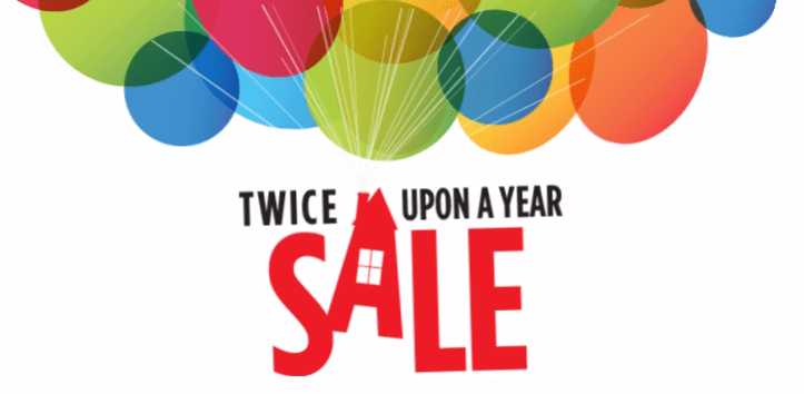 Disney Store Twice Upon a Year Summer Sale is Here!