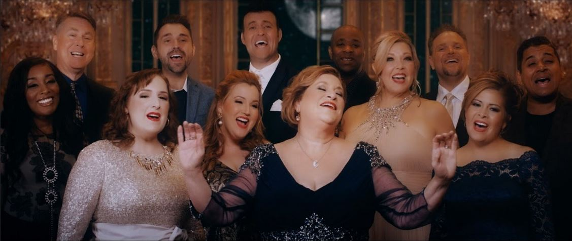"""Voices of Liberty"" and Sandi Patty Perform Powerful Beauty and the Beast Ballad"