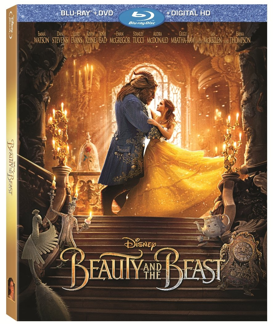 """""""Beauty And the Beast"""" Arrives on Digital HD, Blu-ray, and Disney Movies Anywhere On June 6"""