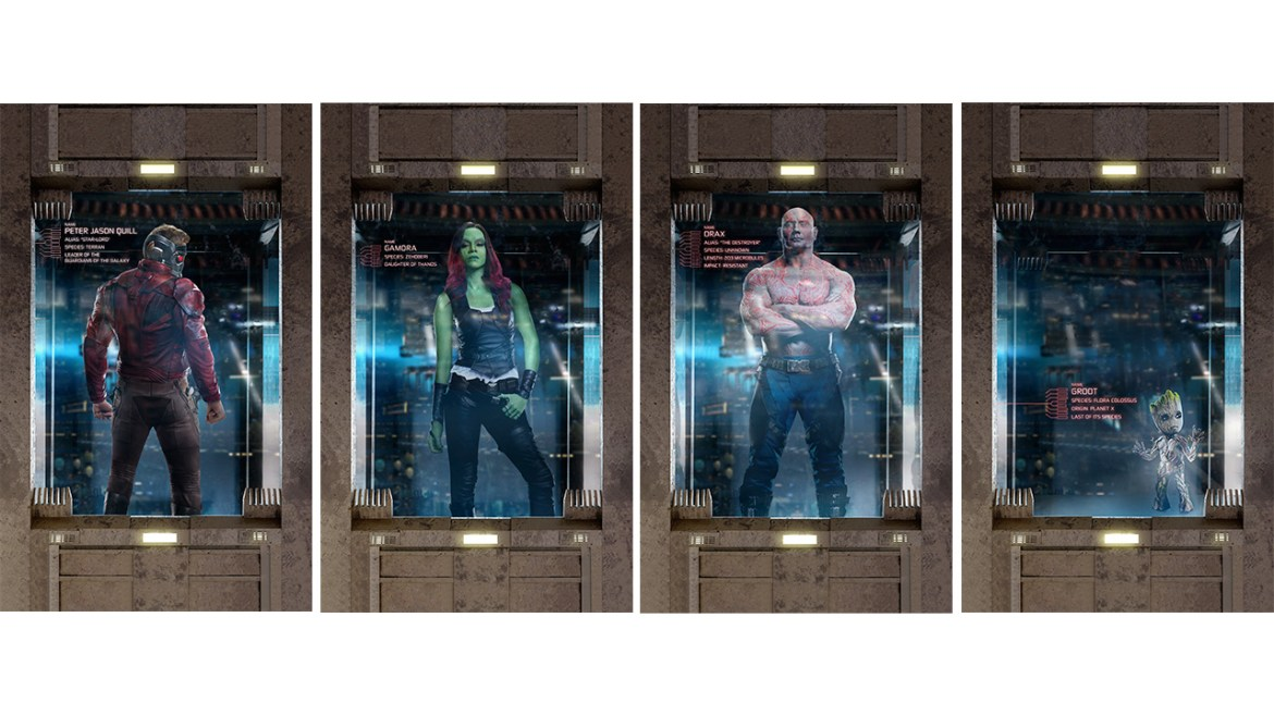 Meet the Heroes of Guardians of the Galaxy