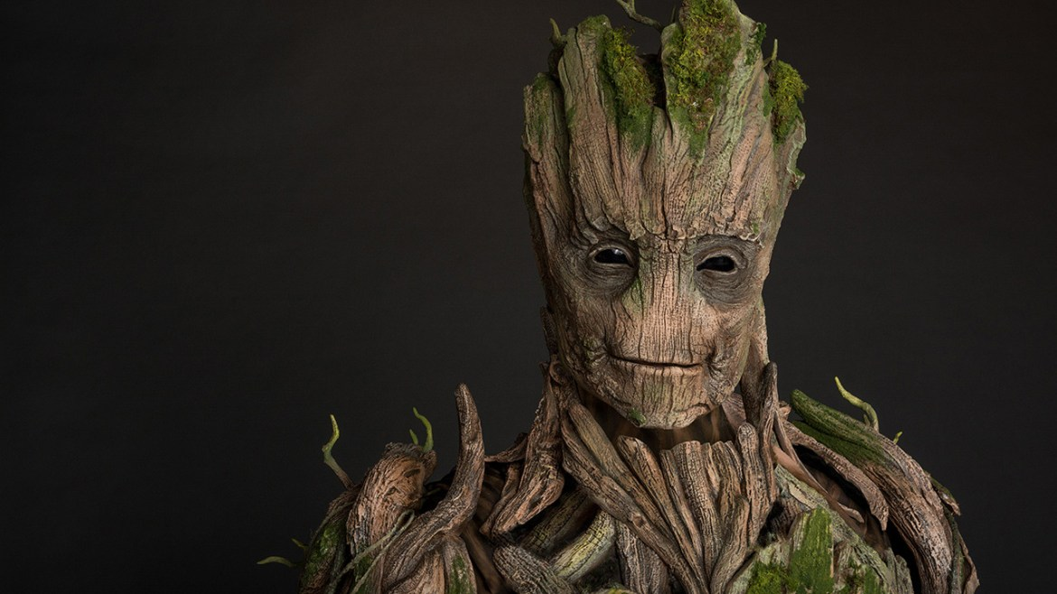 Grown-Up Groot Is Coming to Disney California Adventure Park