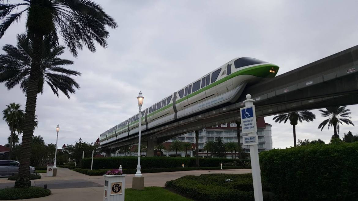 Temporary Monorail Route Changes Coming Later This Month