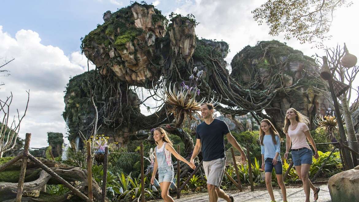 Here's How to Save When You Visit Pandora – The World of Avatar this Summer!