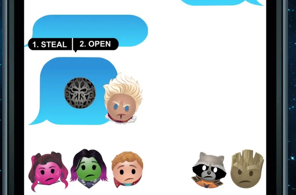 Disney Releases An Emoji-fied Baby Groot
