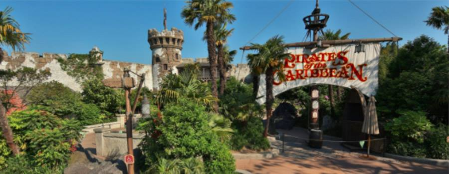 "Captain Jack Sparrow Finally Added to ""Pirates of the Caribbean"" at Disneyland Paris"