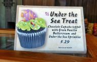Life is the Bubbles With This Little Mermaid Inspired Cupcake