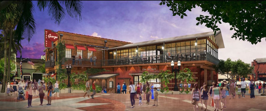 First look at the New Wine Bar, Opening in Disney Springs