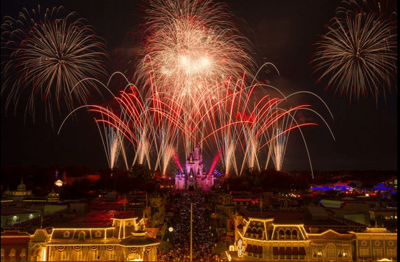 Fourth of July Events at Walt Disney World