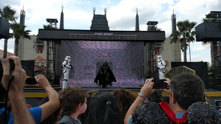 New Replacement Mobile Stages To Be Used For Star Wars: A Galaxy Far, Far Away