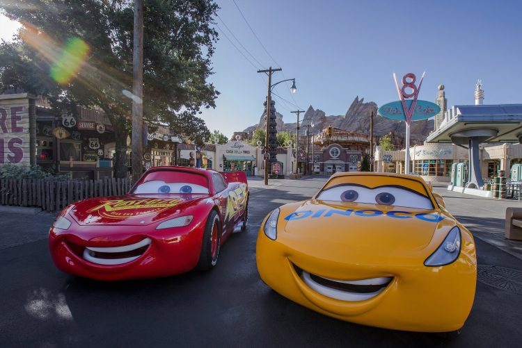 Discover All That Radiator Springs Has To Offer At Disney California Adventure Park