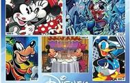 Disney Classics 5 Puzzle Set for Rainy Summer Days