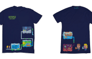 Limited Release DisneyQuest 2017 Farewell Tee for Adults