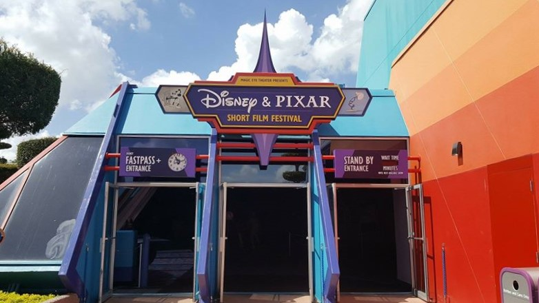 New Pixar Shorts Are Coming To EPCOT
