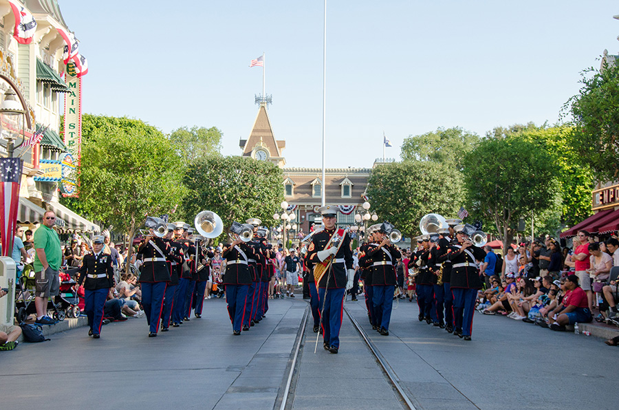 Fourth of July Week to Kick Off at Disneyland With Patriotic Performances