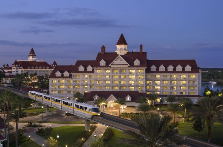 Disney's Grand Floridian to Host Fourth of July Cookout