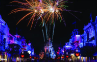 Disney World sets off early morning fireworks surprising local residents and guests
