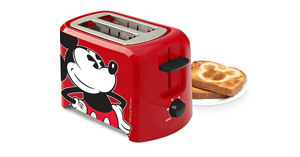 Make Summer Vacation Breakfast Magical with a Mickey Mouse Toaster