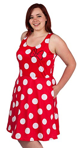 Say Hello Summer with a Cute and Sassy Minnie Mouse Dress