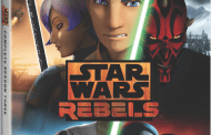 Star Wars Rebels: Season 3 Coming to Blu-ray and DVD August 29