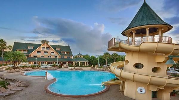 Disney's Vero Beach Resort Closing Due to Pandemic 1
