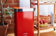 Simplehuman & Disney unveil its special edition Lightning McQueen and Jackson Storm step cans.