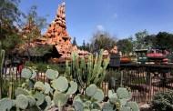 Disneyland Refurbishment Schedule for August 2017