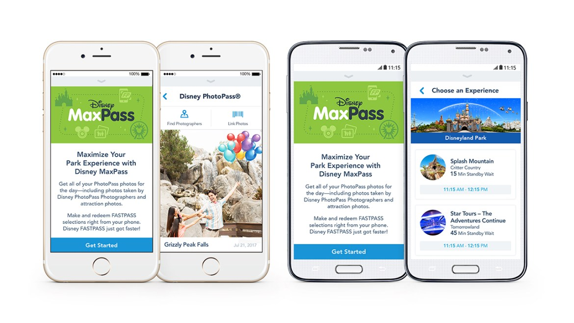First Look at Disneyland's MaxPass Service