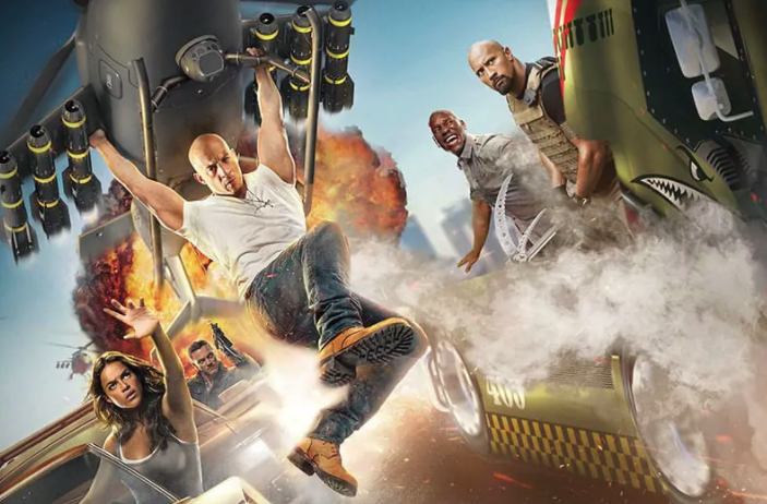 Experience All Things Fast & Furious at the Universal Resorts