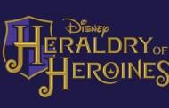 'Heraldry of Heroines' Online Collection Celebrates Disney Princesses