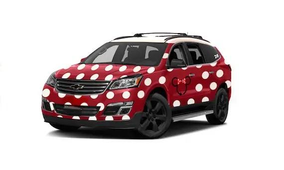 Disney Partners with Lyft over Uber for Minnie Vans