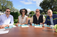 Attend a Live Broadcast of The Chew at Epcot's International Food & Wine Festival