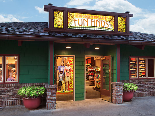 Marketplace Fun Finds at Disney Springs Will Be Closed July 24 – August 2