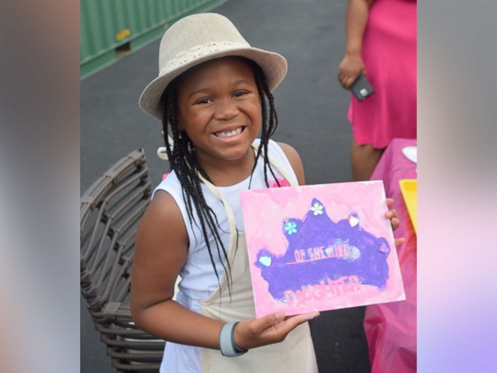 Seven Year Old Hosts Princess Party at Disney World for Less Fortunate Children