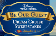 Win a Four Night Bahamian Cruise Aboard the Disney Dream!