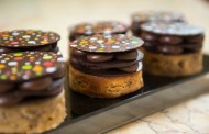 Enjoy These Peanut Butter Blondie Bars From Sweet on You Aboard the Disney Fantasy at Home