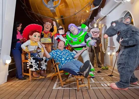 The Walt Disney Family Museum to Honor John Lasseter with Lifetime Achievement Award