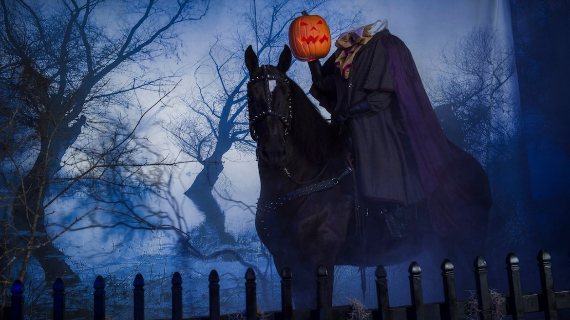 The Headless Horseman Returns to Fort Wilderness Campground With Exclusive Halloween Event