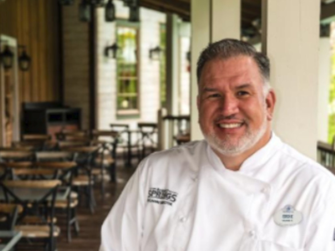 Culinary Director Eddie Thomas And Top Disney Springs Chefs Host September 23rd Party for the Senses at Epcot