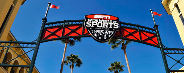 Top NFL Prospects and Several MLB All-Stars to Train at Disney World's ESPN Complex
