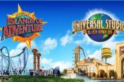 Universal Studios Orlando Buy 2 Get 3 Days Free at Sam's Club