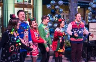 Holiday Magic is Everywhere at Disneyland's Downtown Disney District