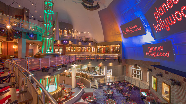 The State of Florida is Suing Planet Hollywood, Inc.
