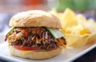 Capt. Cook's Aloha Pork Sandwich at the Polynesian Village is a Taste of the Tropics!